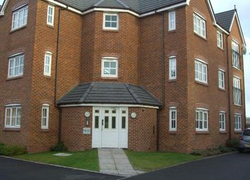 Thumbnail 2 bed property to rent in Hendeley Court, Burton-On-Trent