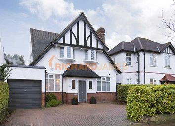 Thumbnail 4 bed detached house for sale in Millway, London