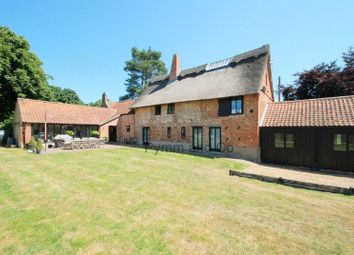 Thumbnail 4 bed barn conversion to rent in Buxton, Norwich