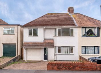 Thumbnail 4 bed semi-detached house for sale in Begbrook Lane, Frenchay, Bristol