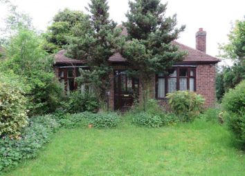 Thumbnail 3 bed bungalow for sale in Rykneld Way, Littleover, Derby, Derbyshire