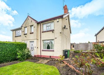 Thumbnail 3 bed semi-detached house for sale in Webster Road, Willenhall