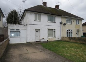 Thumbnail 3 bed semi-detached house for sale in Birchover Road, Nottingham