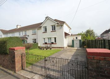 Thumbnail 3 bedroom semi-detached house for sale in Lougher Place, St. Athan, Barry