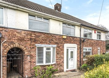 Thumbnail 3 bed terraced house for sale in Southwold Crescent, Grimsby