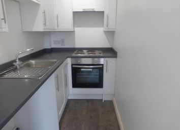 Thumbnail 1 bed flat to rent in High Street, Whetstone, Leicester