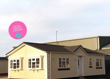 Thumbnail 2 bed mobile/park home for sale in West Street, Whitland