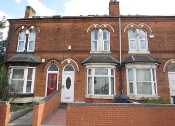 Thumbnail 5 bed terraced house for sale in Dudley Road, Edgbaston, Birmingham