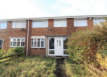 Thumbnail 3 bed terraced house to rent in Beadnell Road, Blyth