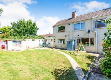 Thumbnail 2 bed semi-detached house for sale in Mill Lane, Billinghay, Lincoln