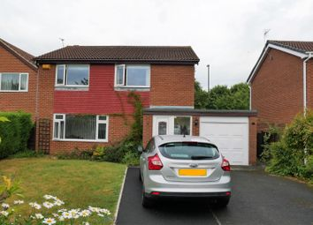 Thumbnail 4 bed detached house for sale in Harwood Close, Washington