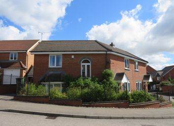 Thumbnail 3 bed semi-detached house for sale in Violet Close, Corby