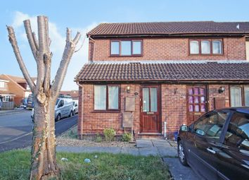 Thumbnail 1 bed end terrace house for sale in Gloucester Walk, Westbury