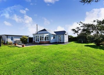 Thumbnail 3 bed detached bungalow for sale in Dymchurch Road, Hythe, Kent