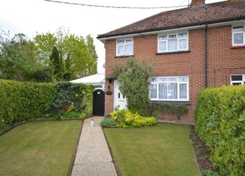 Thumbnail 2 bed property for sale in Mill Lane, Trimley St. Martin, Felixstowe