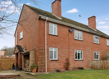 Thumbnail 3 bed semi-detached house for sale in Northfields, Lambourn, Hungerford