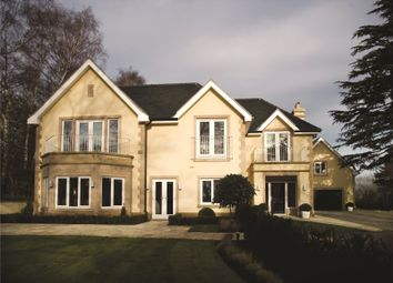 Thumbnail 5 bed detached house to rent in Heybridge Lane, Prestbury, Macclesfield, Cheshire