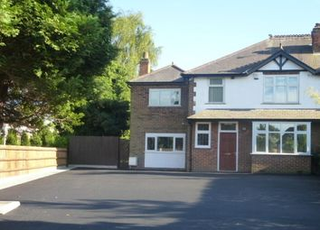 Thumbnail 1 bed property to rent in Uttoxeter Road, Mickleover, Derby