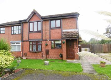 Thumbnail 2 bedroom flat for sale in 14, Minshall Place, Oswestry, Shropshire