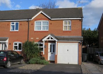 Thumbnail 3 bed property to rent in Kings Crescent, Hereford