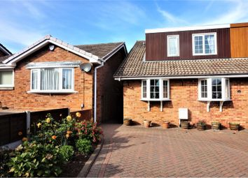 Thumbnail 3 bed semi-detached house for sale in Majestic Way, Rowley Regis