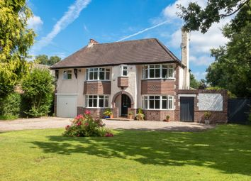 Thumbnail 5 bed detached house for sale in School Road, Hockley Heath, Solihull