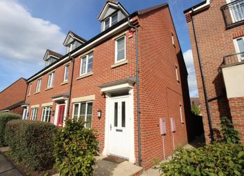 Thumbnail Town house for sale in The Fillybrooks, Stone, Staffordshire