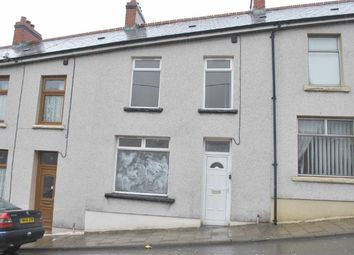Thumbnail 2 bed terraced house to rent in Tanycoed Terrace, Aberdare, Rct