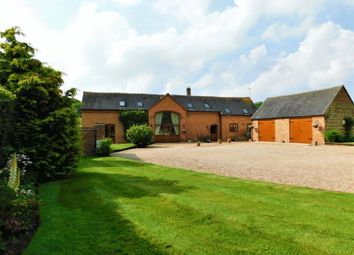 Thumbnail 4 bed barn conversion for sale in Oulton, Norbury, Stafford
