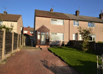 Thumbnail 2 bed semi-detached house for sale in Anglesey Close, Ashton-Under-Lyne