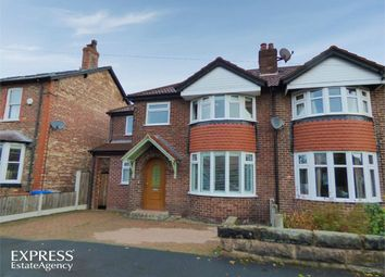 Thumbnail 4 bed semi-detached house for sale in Hermitage Road, Hale, Altrincham, Cheshire