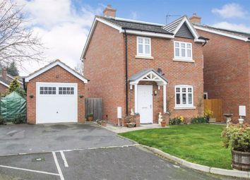 Centenary Close, Kinnerley, Oswestry SY10. 3 bed detached house for sale