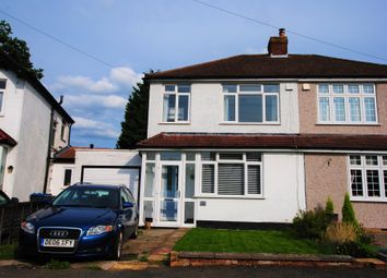 Thumbnail 3 bed semi-detached house for sale in Thornton Crescent, Old Coulsdon, Coulsdon