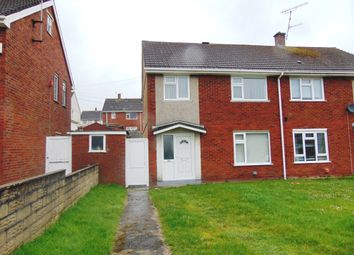 Thumbnail 3 bed semi-detached house to rent in Penyfan Road, Llanelli