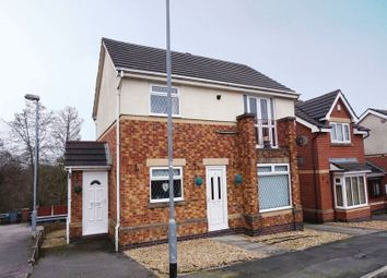Thumbnail 2 bedroom flat for sale in Shakespeare Close, Milton, Stoke-On-Trent