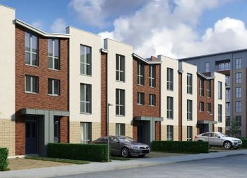 Thumbnail 4 bedroom town house for sale in Brookdale Street, Manchester