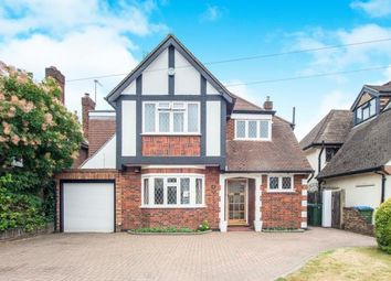 Thumbnail 4 bed detached house for sale in Esher, Surrey, .