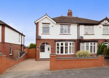 Thumbnail 3 bed semi-detached house for sale in Lovatt Avenue, Newcastle-Under-Lyme