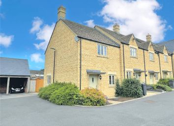 Thumbnail 2 bed end terrace house for sale in Gillman Close, Cirencester