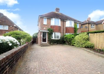 Thumbnail 3 bed semi-detached house for sale in Dunnings Road, East Grinstead
