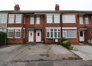 Thumbnail 2 bed terraced house for sale in Westfield Road, Hull