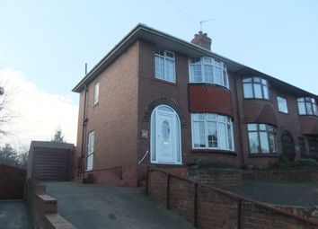 Thumbnail 3 bed semi-detached house to rent in Church Street, Mexborough