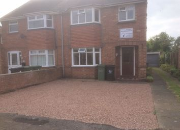 Thumbnail 4 bed semi-detached house to rent in Blenheim Road, Worcester