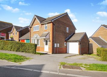 Thumbnail 3 bed detached house for sale in Church Farm Road, Emersons Green, Bristol