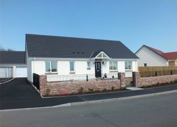 Thumbnail 3 bed detached bungalow for sale in Plot No 48, Myrtle Meadows, Steynton, Milford Haven