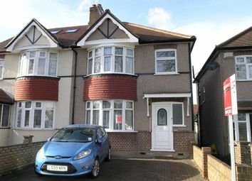 Thumbnail 3 bed semi-detached house to rent in Hounslow Road, Feltham, Greater London