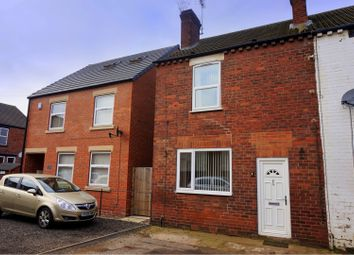 Thumbnail 2 bed end terrace house for sale in Grenley Street, Knottingley