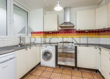 Thumbnail 3 bed flat to rent in Deeley Road, London