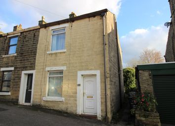 Thumbnail 2 bed end terrace house for sale in Brosscroft, Hadfield, Glossop
