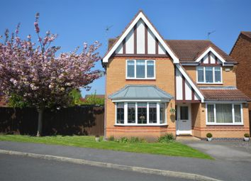 Thumbnail 4 bed detached house for sale in Westerhope Close, Edwalton, Nottinghamshire